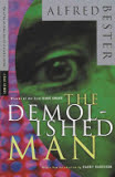 the cover of The Demolished Man