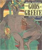 the cover of The Gods of Greece