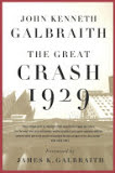 the cover of The Great Crash 1929