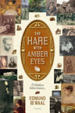 the cover of The Hare With Amber Eyes