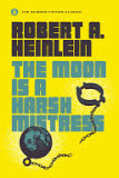 the cover of The Moon Is a Harsh Mistress