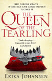 the cover of The Queen of the Tearling