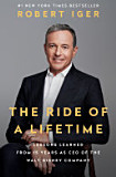 the cover of The Ride of a Lifetime
