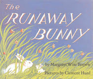 the cover of The Runaway Bunny