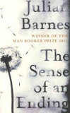 the cover of The Sense of an Ending