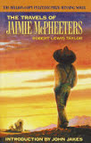the cover of The Travels of Jaimie McPheeters