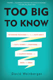 the cover of Too Big to Know