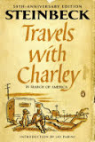 the cover of Travels with Charley in Search of America