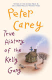 the cover of True History of the Kelly Gang