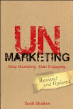 the cover of UnMarketing