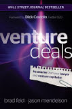 the cover of Venture Deals