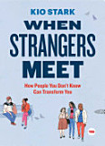 the cover of When Strangers Meet