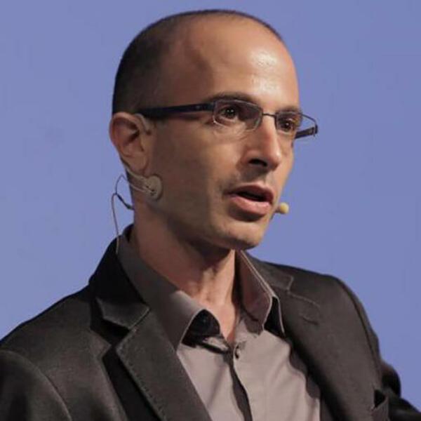 the cover photo of 哈拉瑞 Yuval Noah Harari 推薦書單