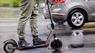 Photo of TSODD suggests recognizing scooters and segways as a separate type of transport