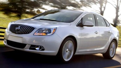 Photo of Buick Refreshed Verano Front-Wheel Drive Sedan