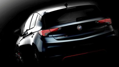 Photo of Buick announces Verano and Verano GS hatchbacks debut