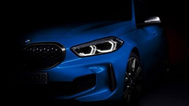 Photo of The new BMW 1 Series was first shown without camouflage