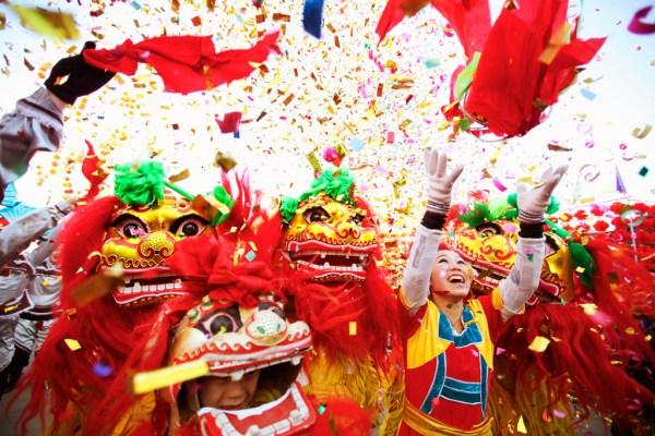 Новый год в Китае и традиции его празднования