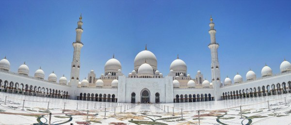 Что посмотреть в Абу-Даби - интересные места