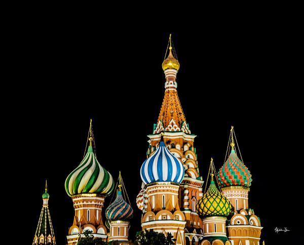 Храм Василия Блаженного - собор на Красной площади в ...