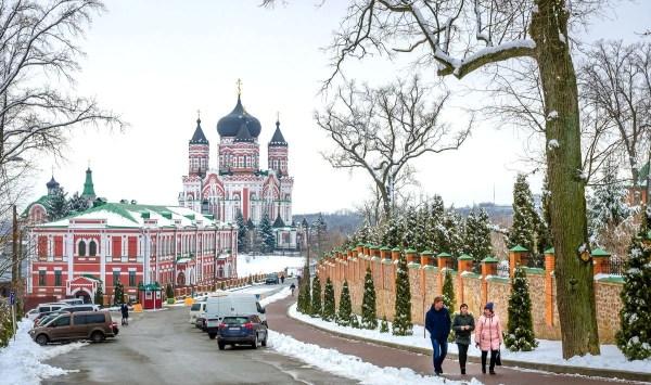 Парк Феофания в Киеве – место для отдыха: как добраться ...