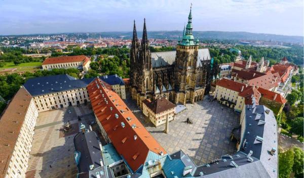 Пражский Град в Праге (Чехия) – Pražský hrad: экскурсии ...