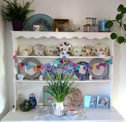 Daffodils on the Dresser -  Reasons to be Cheerful 11