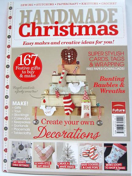 Handmade Christmas Magazine