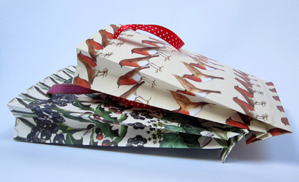 Gift Bags for Advent Calendar -  Day Eleven