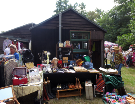 Heydon Village Hall - Little Vintage Lover Fair