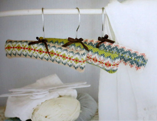 Debbie Bliss - Baby knits- coathangers