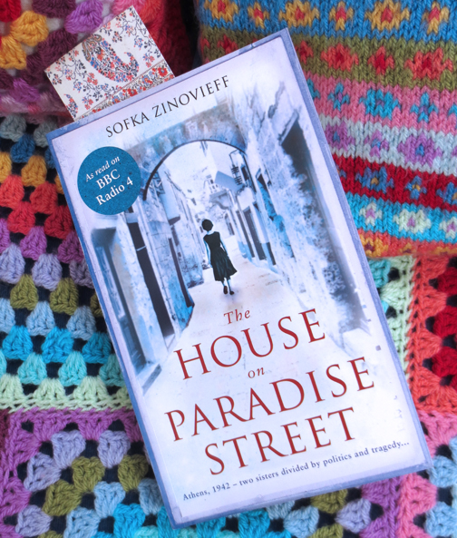 The House on Paradise Street by Sofka Zinovieff