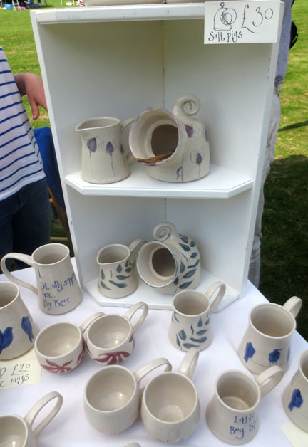 Ceramics by Ros Arrowsmith