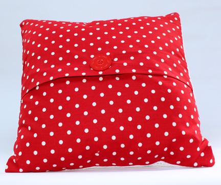 cushion back for crochet pattern