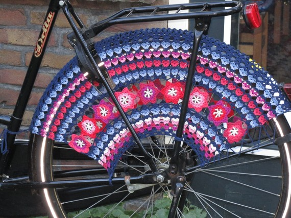 Crochet Skirt Guard from Just Do