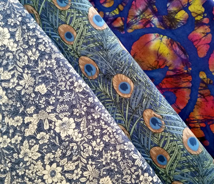 Coates Fabrics for Happy Friday
