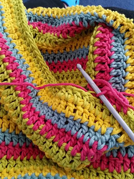 DMC XL cotton yarn