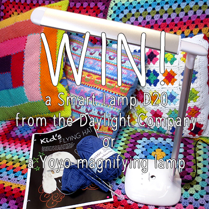 Giveaway - Daylight Lamp