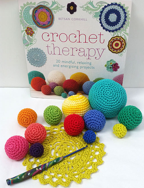 No Stress Balls - Crochet Therapy