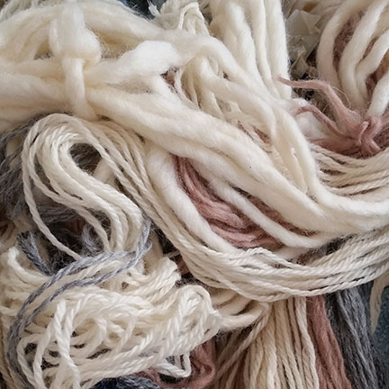 yarn for dyeing - Aviva Leigh