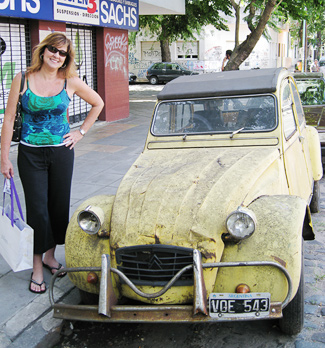 Car shopping in Buenos Aires