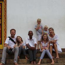 Adults, girls, Sri Lankans - Aaah I'm so happy. Boys - EFFING JEFFING BORED