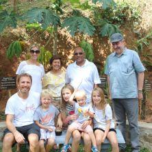 The lovely folk from Zee's Garden