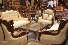 Trump's Living Room Furniture for sale in Wood carving shop