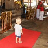 John John walks the Red Carpet