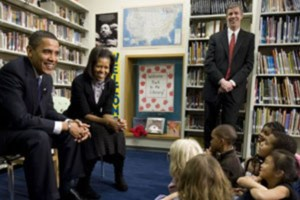 Barack_&_Michelle_Obama_at_Washington_DC_public_charter_school_2-3-09_2