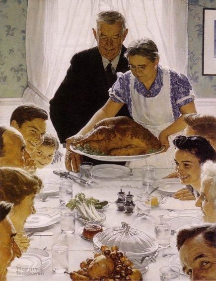 rockwell_thanksgiving