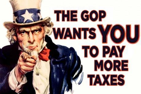 GOP Tax (Pledge) Breaks