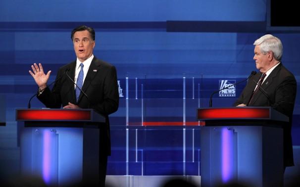 LIVE BLOG: GOP Debate in FL on NBC – 1-23-12