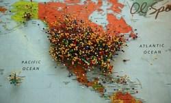 pin+map